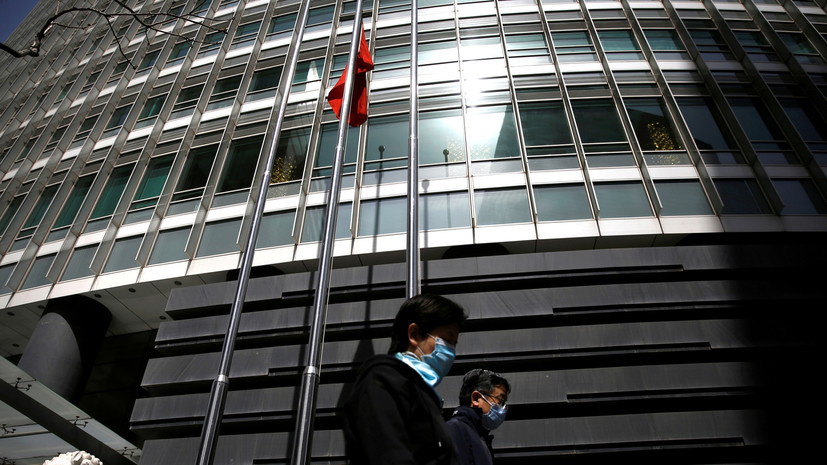 Помпео заявил о важности создания альянса нового формата против Китая