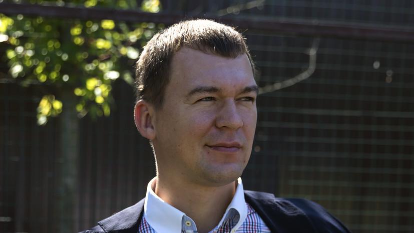 Дегтярёв рассказал о перестановках в правительстве Хабаровского края