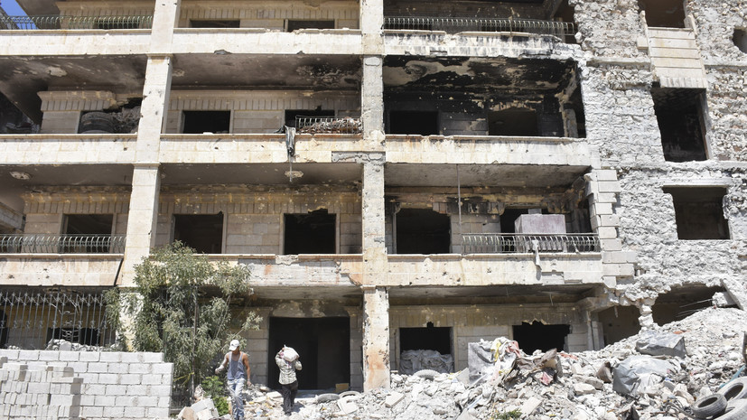 Сдавшийся боевик заявил о членах ИГ в повстанческой группировке в Сирии