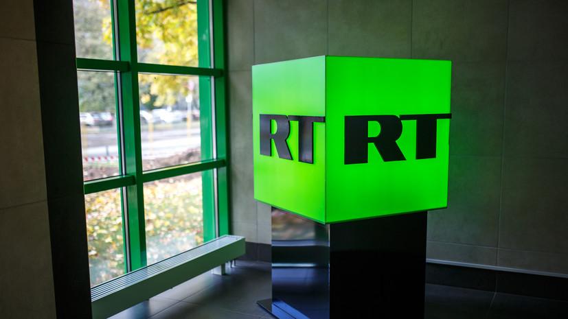 В Совфеде раскритиковали призыв британского теневого министра к Ofcom пересмотреть лицензию RT