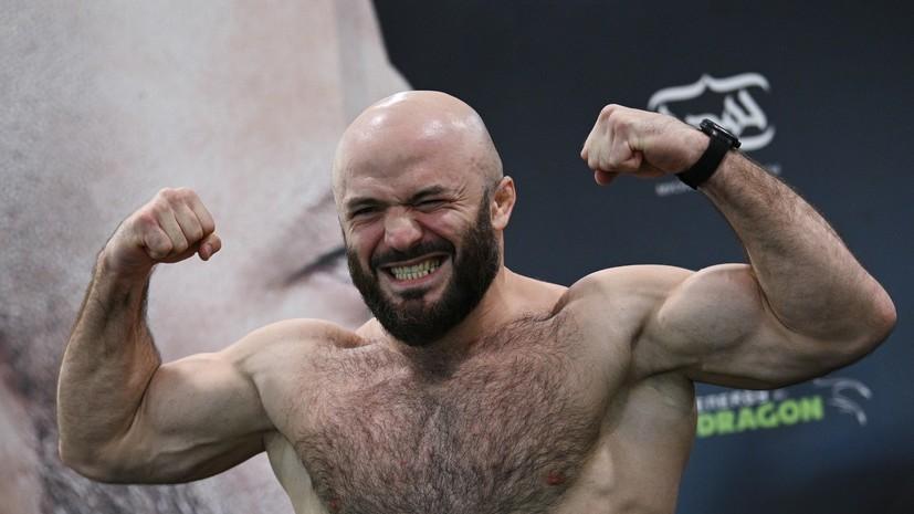 Исмаилов назвал особенной победу над Александром Емельяненко