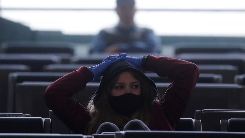 В Росавиации рассказали о правилах перелёта для иностранцев