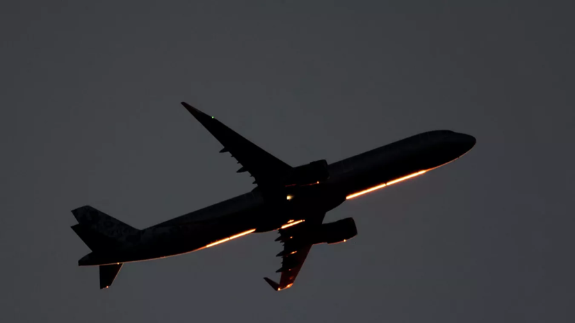 Таджикистан обратился к России с просьбой возобновить авиасообщение