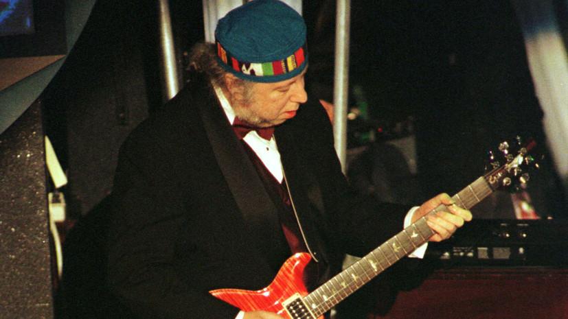Умер один из основателей Fleetwood Mac Питер Грин
