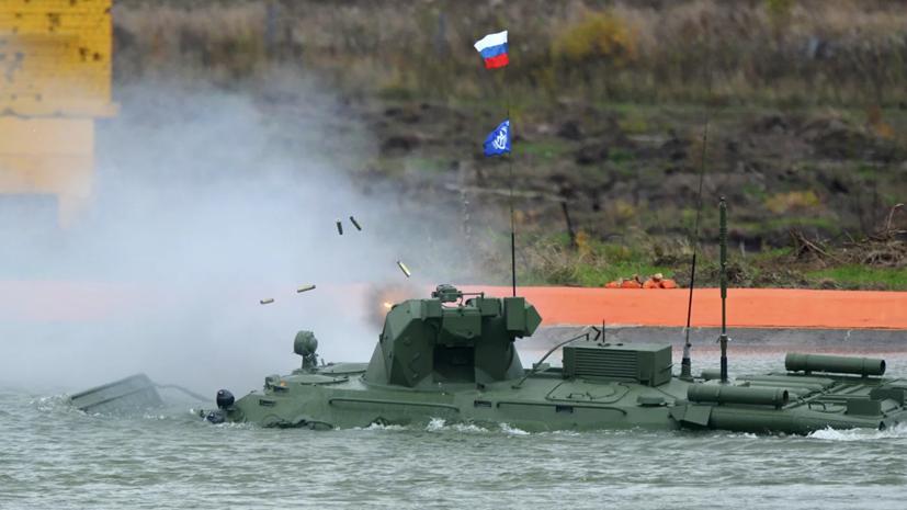Затонувший в Керченском проливе броневик планируют поднять 26 июля