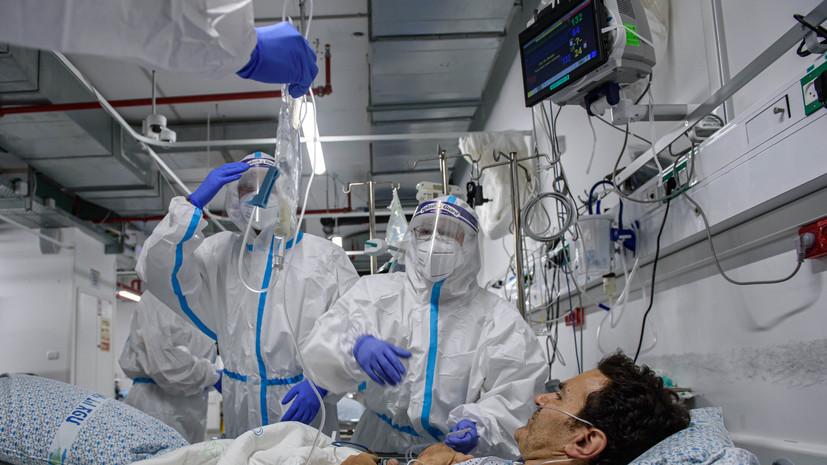 В Израиле число выявленных случаев коронавируса превысило 60 тысяч