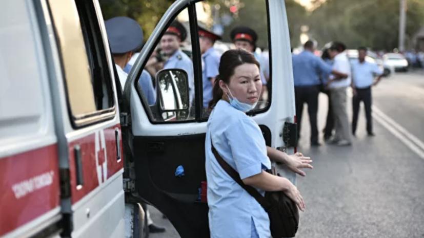 Россия поставит в Киргизию гуманитарную помощь на 150 млн рублей