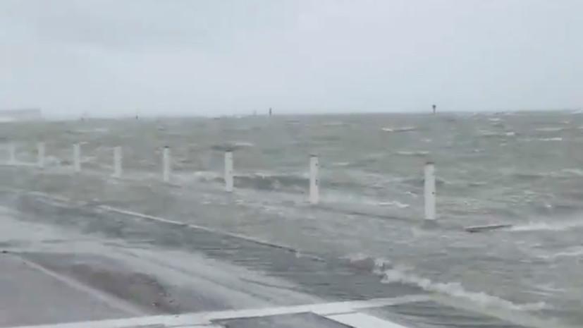 В Техасе принимают меры по реагированию на ураган «Ханна»
