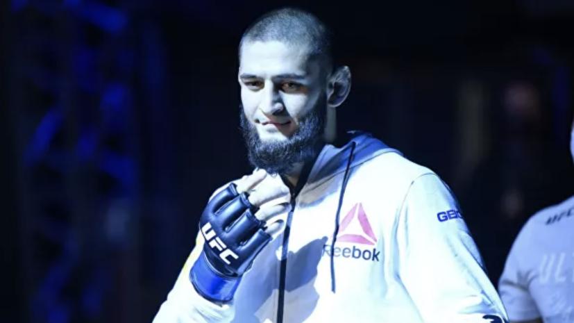 Чимаев одержал вторую победу за 10 дней в двух разных весовых категориях UFC