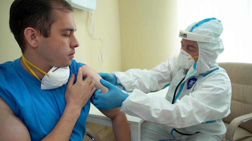 «Интерес населения очень высокий»: глава Минздрава сообщил о добровольной и поэтапной вакцинации от COVID-19