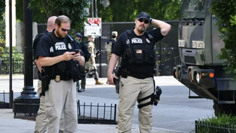 Число задержанных в ходе беспорядков в Сиэтле увеличилось до 45