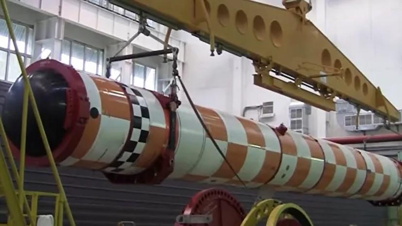ВМФ проводит испытания первой подлодки — носителя аппаратов «Посейдон»