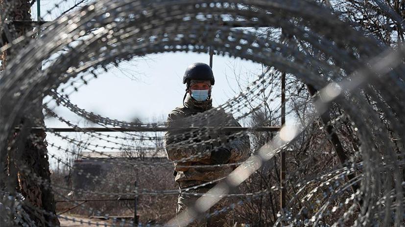 В Киеве высказались о ходе подготовки к прекращению огня в Донбассе