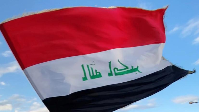 Жара привела к детонации боеприпасов на военной базе в Ираке