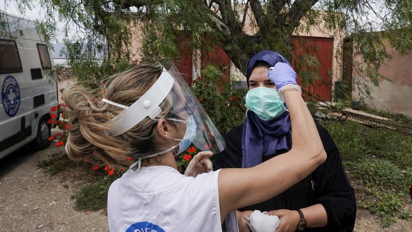 В Марокко закрывают восемь городов из-за коронавируса