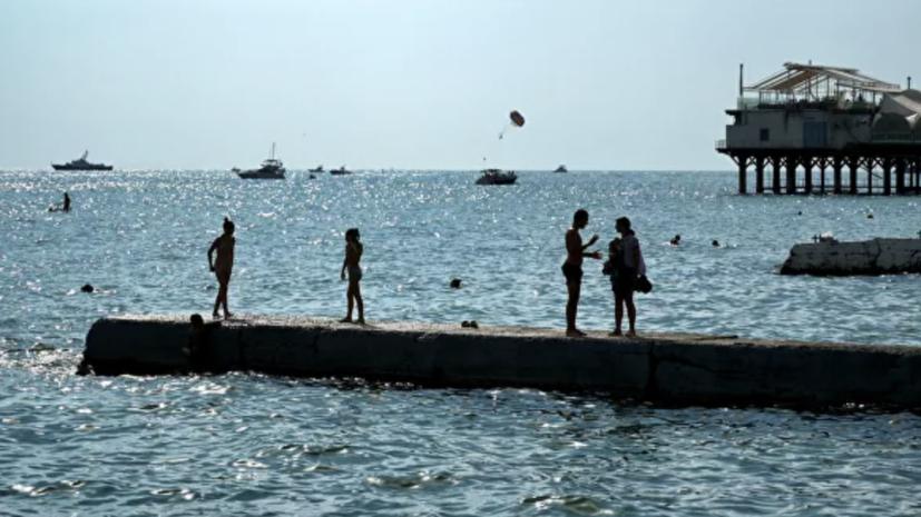 Отдыхающих на Чёрном море ждёт комфортная погода