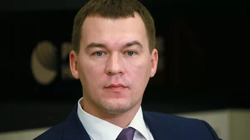 Дегтярёв поручил усилить работу по оптимизации расходов в регионе