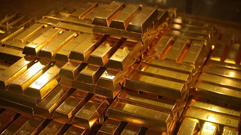 Металлическая лихорадка: мировые цены на золото обновили исторический рекорд