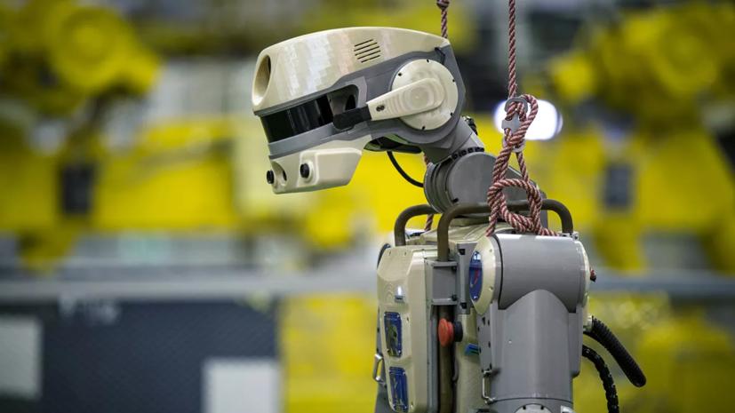 Разработчик «Фёдора» рассказал о планах использования роботов на Луне