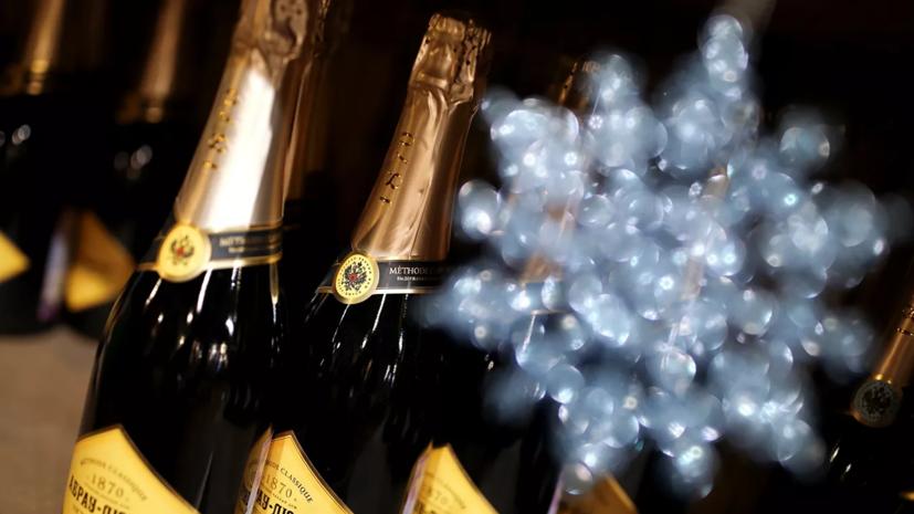 В Минфине предложили повысить минимальную цену шампанского