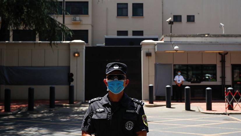 «Конфликт будет затяжным»: как закрытие консульств в Хьюстоне и Чэнду отразится на отношениях США и Китая