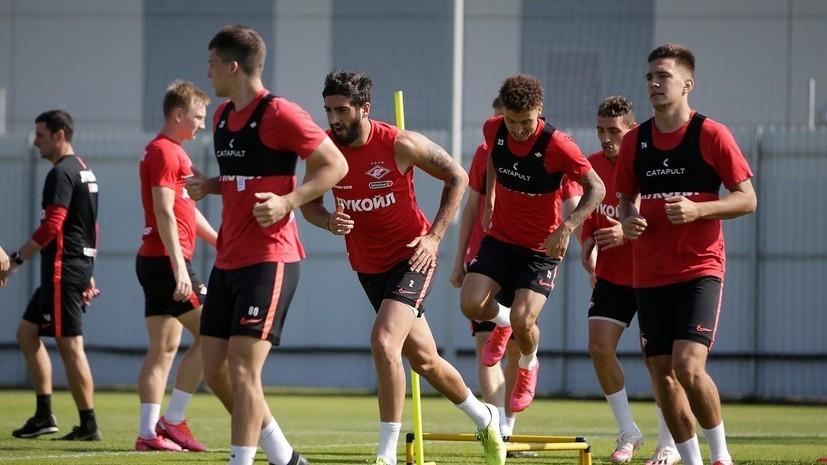 Итальянский журналист: «Спартак» уже в ближайшем сезоне способен бороться за чемпионство