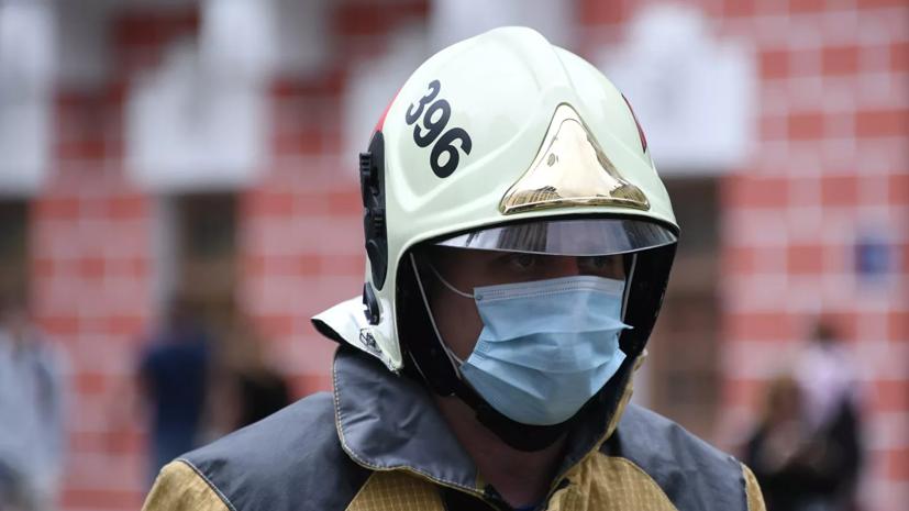 В МЧС заявили о локализации пожара в московском СИЗО №6