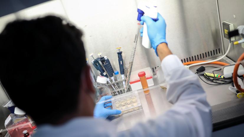 Глава РАН высказался о вспышках коронавируса в России