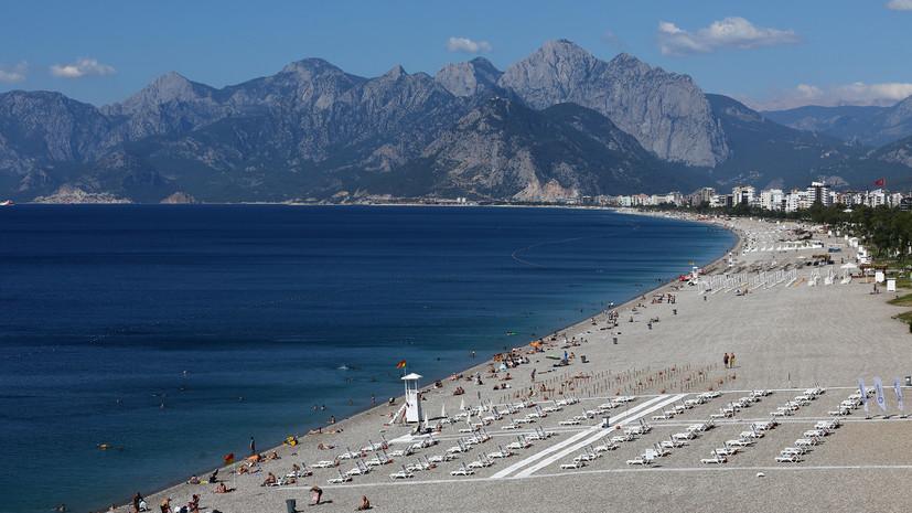 В АТОР перечислили правила въезда туристов в Турцию