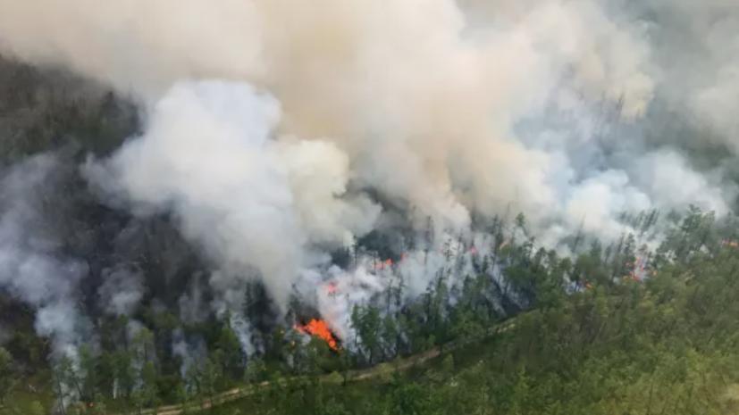 В МЧС предупредили об ухудшении лесопожарной обстановки в Якутии
