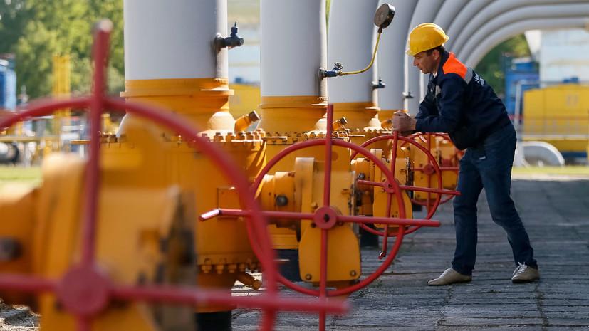 Конгресс США призывают увеличить экспорт газа союзникам по НАТО
