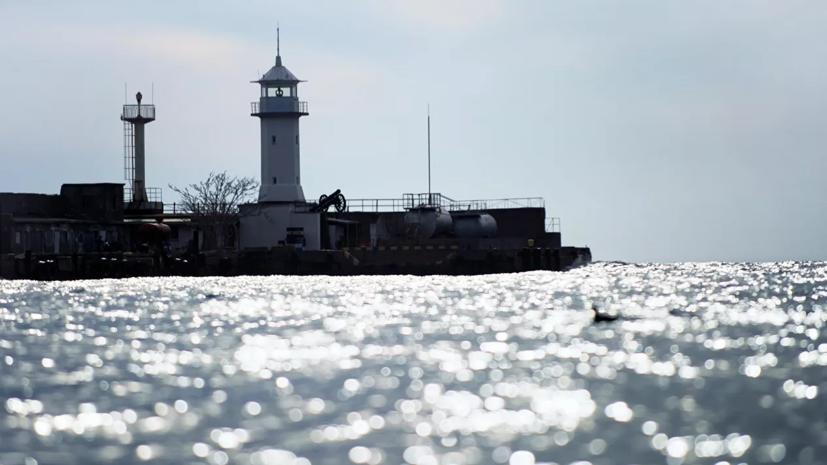 Роспотребнадзор проверяет морскую воду в Крыму на коронавирус