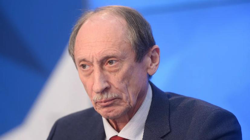 Куличенко вспомнил, как Балахничёв убрал его из сборной России