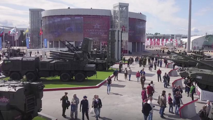 На форуме «Армия-2020» могут представить более 28 тысяч образцов техники