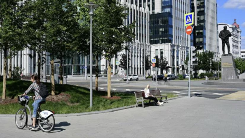 В Москве 29 июля ожидается до +29 °С
