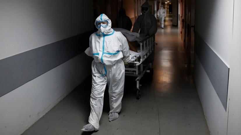 Ещё 625 пациентов вылечились за сутки от коронавируса в Москве