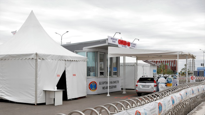 Токаев поручил продлить карантинные меры по коронавирусу в Казахстане