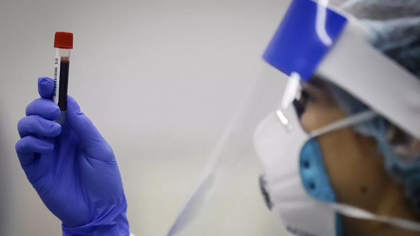 За сутки в России выявлено 5475 случаев коронавируса