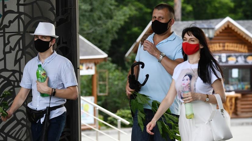 Проведено более 27 млн тестов: в России за сутки выявлено 5475 новых случаев коронавируса