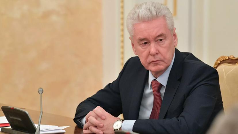 Запрет на массовые мероприятия в Москве сохранится до конца августа