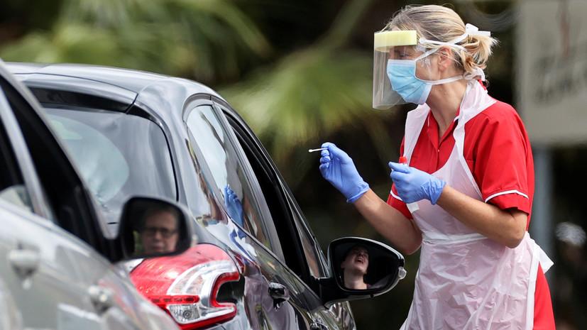 За сутки в мире выявили более 215 тысяч случаев коронавируса