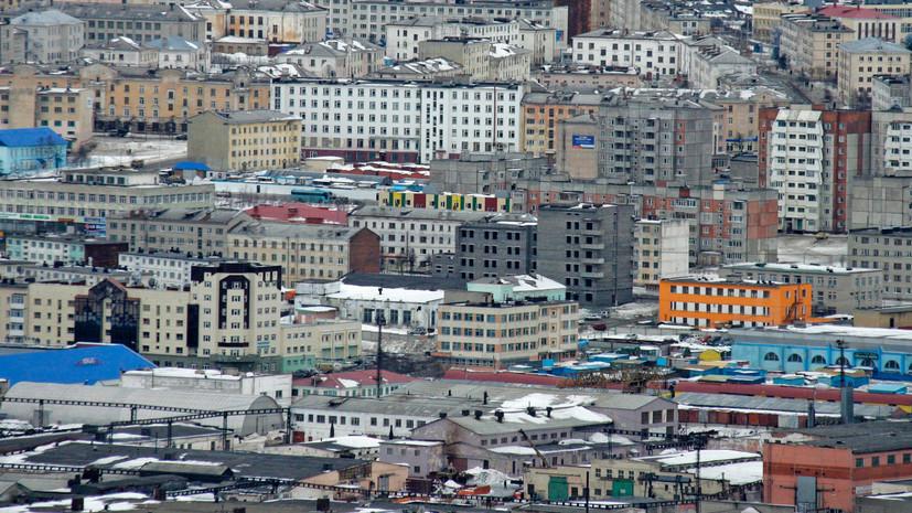 Первые в сезоне заморозки ожидаются в Магаданской области