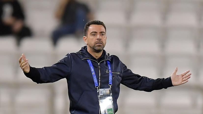 Экс-футболист «Барселоны» Хави вылечился от коронавируса