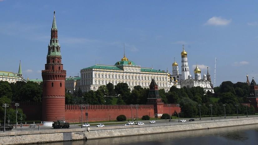 «Отсутствует информация о противоправных действиях»: в Кремле прокомментировали задержание россиян в Белоруссии