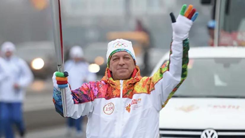Победитель Олимпиады-1980 по лёгкой атлетике Аксинин умер в возрасте 65 лет
