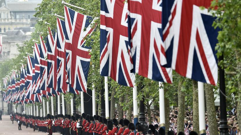 В Британии вновь назвали Россию «значительной угрозой»