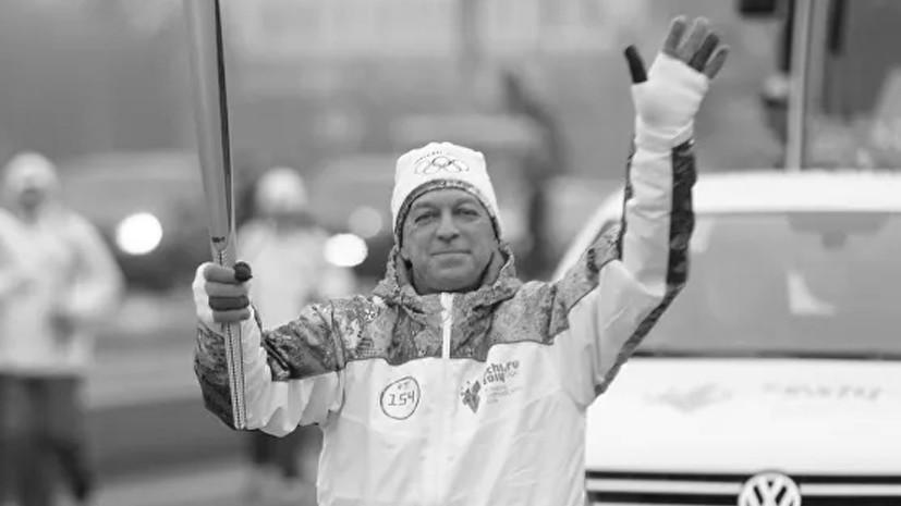 Победитель ОИ-1980 Сидоров о скончавшемся Аксинине: он был глыбой, великим спортсменом