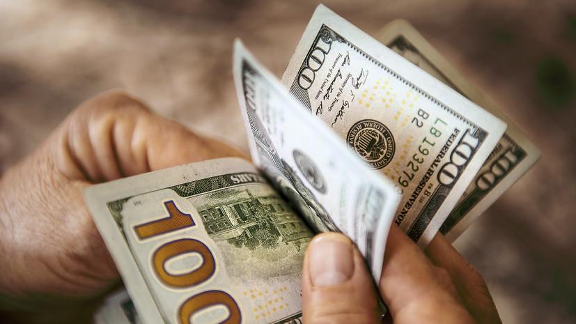 Вирусный обвал: экономика США сократилась почти на треть в II квартале 2020 года