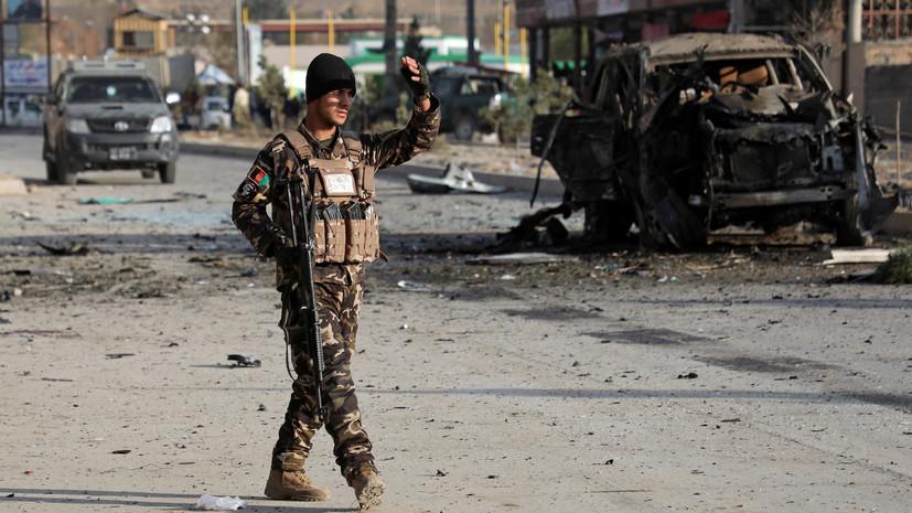 СМИ: Жертвами взрыва в Афганистане стали не менее 40 человек