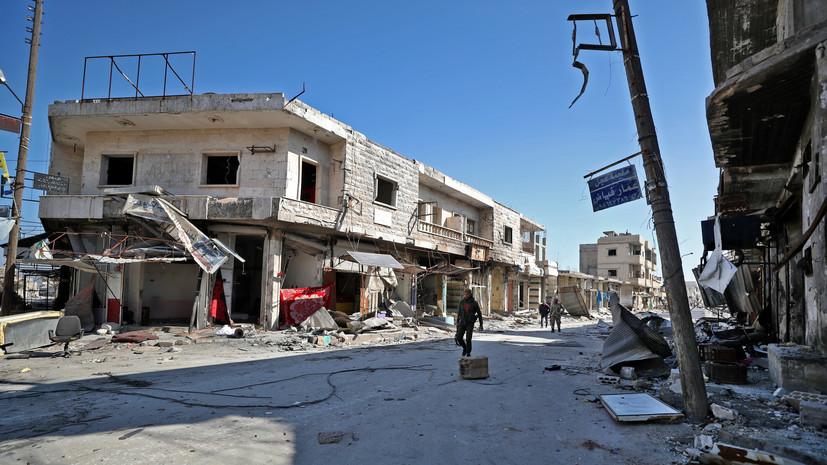 Террористы обстреляли населённые пункты в трёх сирийских провинциях